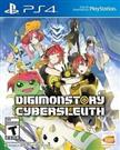 SONY PS4 DIGIMONSTORY CYBERSLEUTH